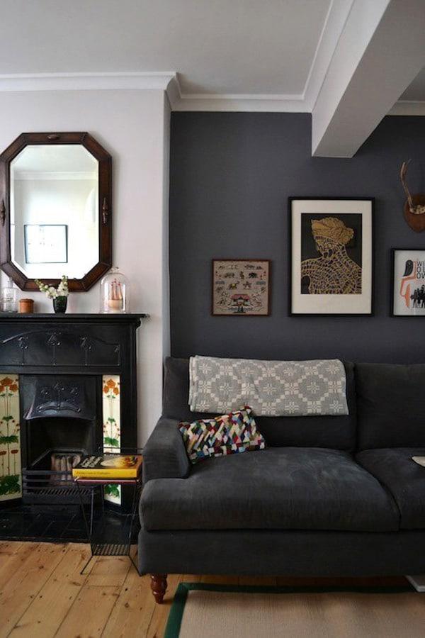 黒塗りの壁-34-1 Kindesign