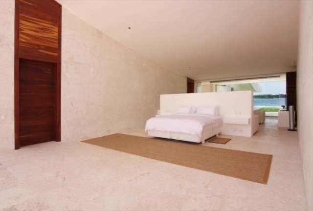 ドミニカ共和国のA-ceroによる大規模なコンクリートの家(20)