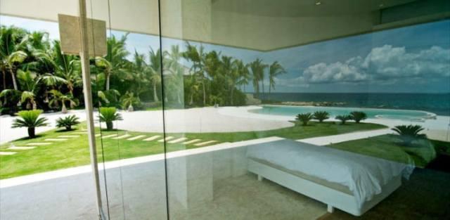 ドミニカ共和国のA-ceroによる大規模なコンクリートの家(22)