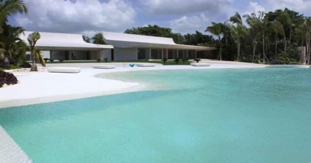 ドミニカ共和国のA-ceroによる大規模なコンクリートの家(6)