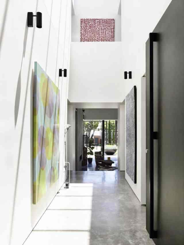 マット・ギブソン・アーキテクチャーがメルボルンのコンクリート・ホームのデザインを設計(12)