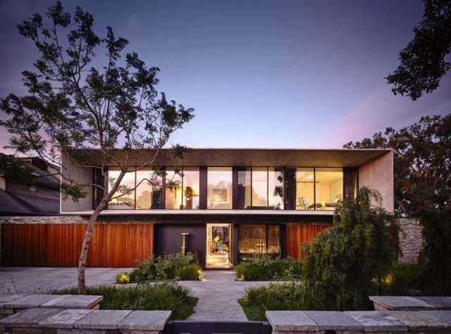 マット・ギブソン・アーキテクチャーがメルボルンのコンクリート・ホームを設計(19)