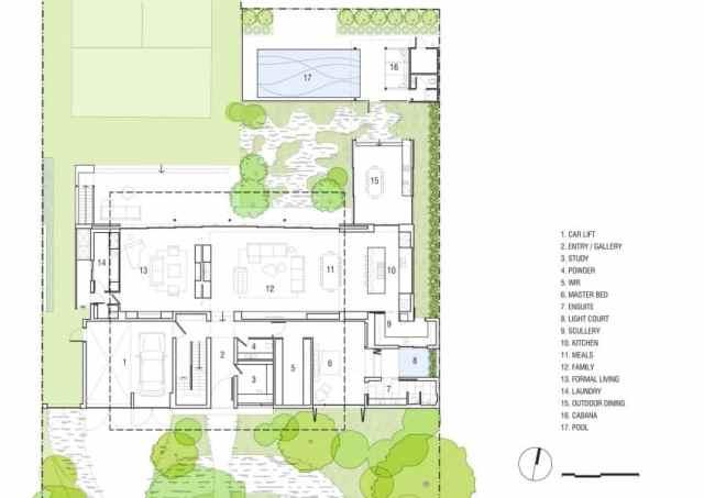 マット・ギブソン・アーキテクチャーがメルボルンのコンクリート・ホームのデザインを設計(20)