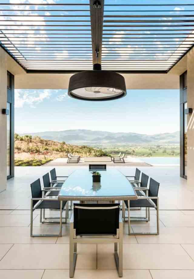 ジョン・マニスカルコによるオークビルの素晴らしい現代的な家の装飾(3)