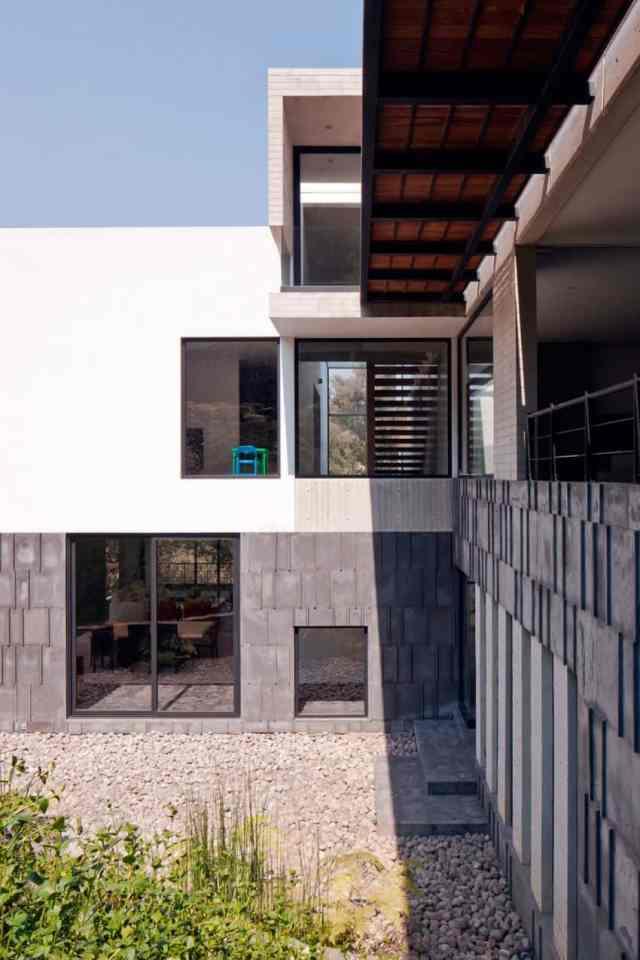 Materia Arquitectonica homestheticsによるメキシコの素晴らしい現代住宅(6)
