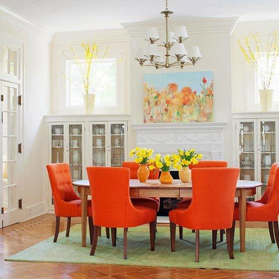 20ダイニングルームテーブル家具のアイデア(11)