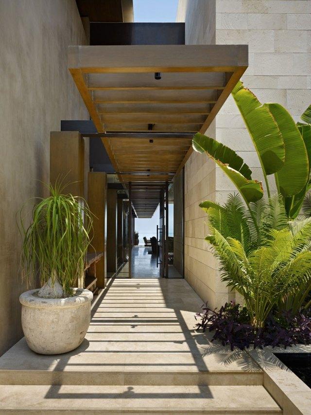 オルソンクンディグアーキテクツが構想する豪華なメキシコのプライベートレジデンス