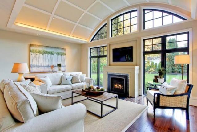 27素晴らしい生活環境のための最高のQuonset Hut Homes 21