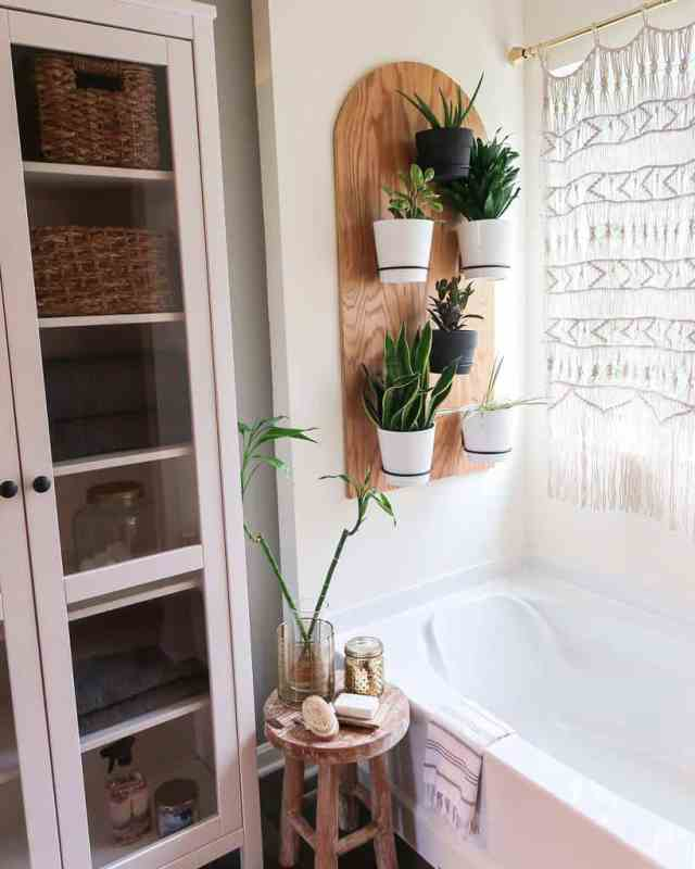 バスルーム屋内ガーデンのアイデアbe_kind_and_design