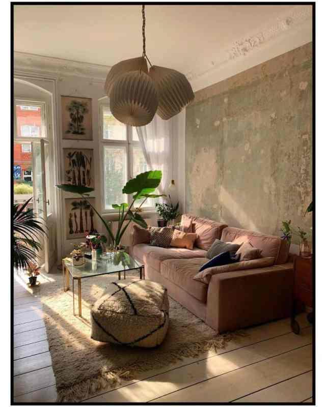 予算でリビングルームのアイデアを飾るjess.at.home