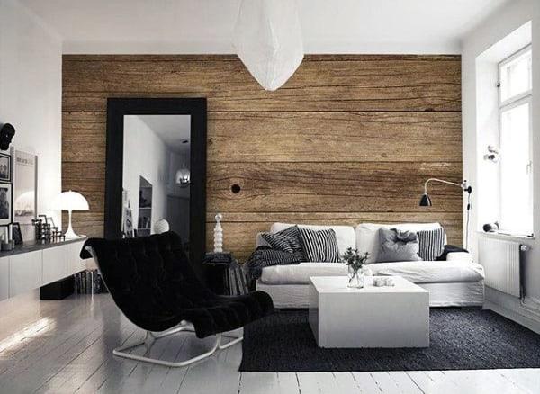 予算内のアパートのリビングルームのアイデア