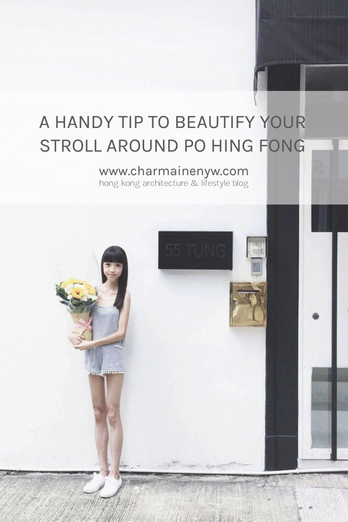 A Handy Tip to Beautify Your Stroll Around Po Hing Fong