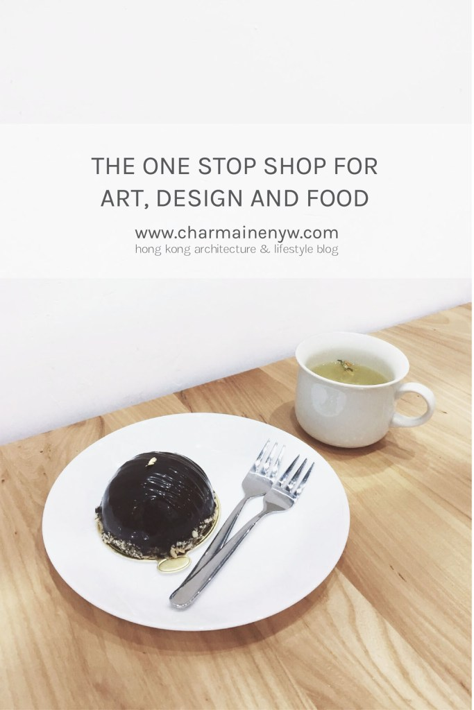 The One Stop Shop for Art, Design and Food