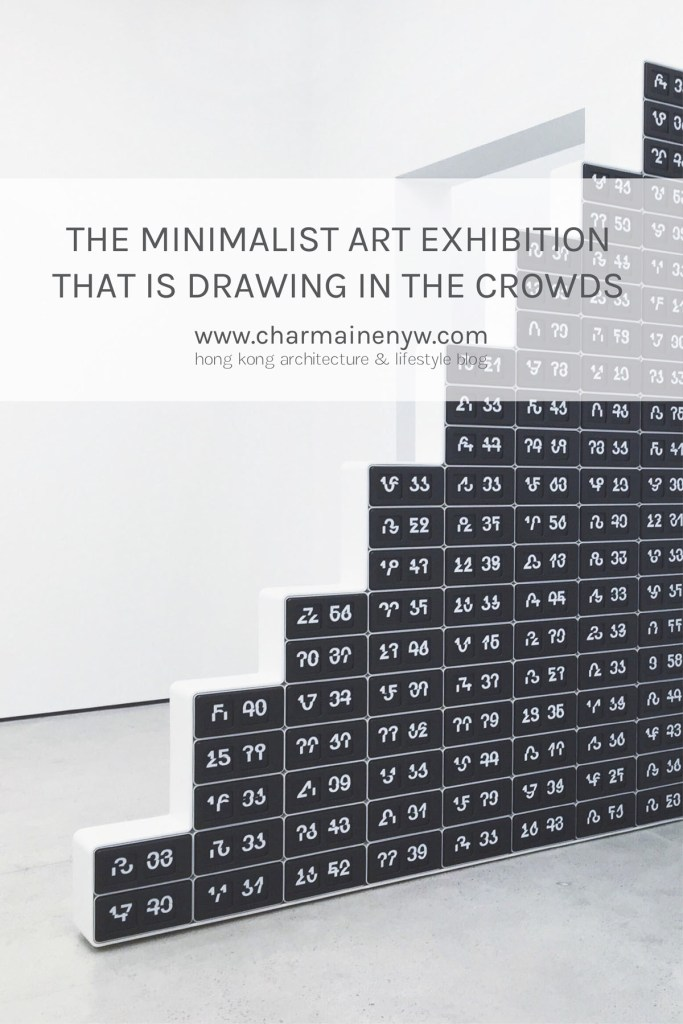 The Minimalist Art Exhibition That Is Drawing in the Crowds