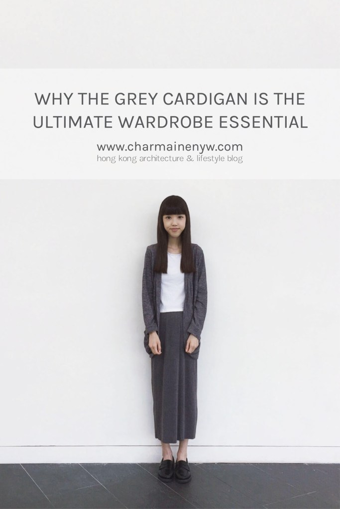 Why the Grey Cardigan Is the Ultimate Wardrobe Essential