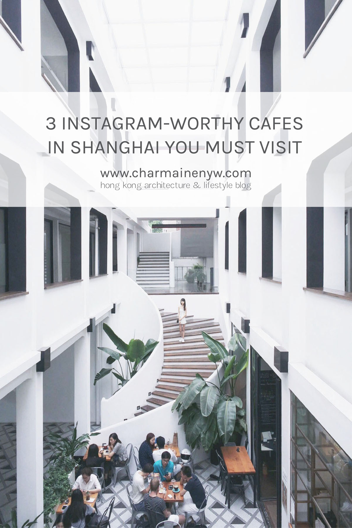 Instagram-worthy cafés in Shanghai - Seesaw Coffee