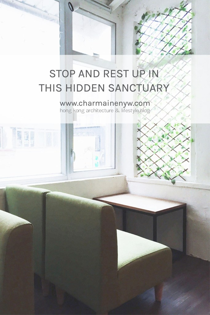 Stop and Rest up in This Hidden Sanctuary