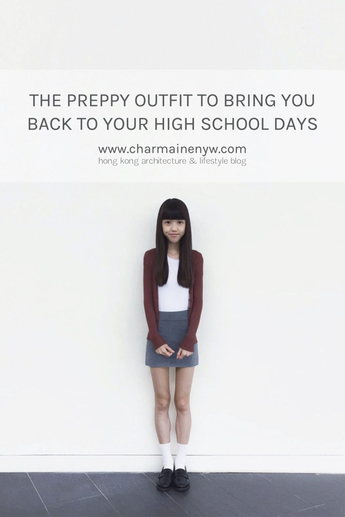 The Preppy Outfit to Bring You Back to Your High School Days