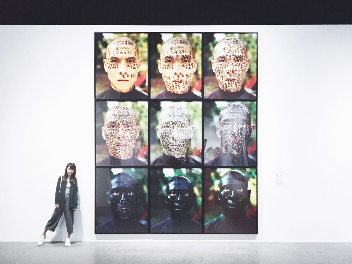 Family Tree by Zhang Huan at M+ Sigg Collection at Artistree