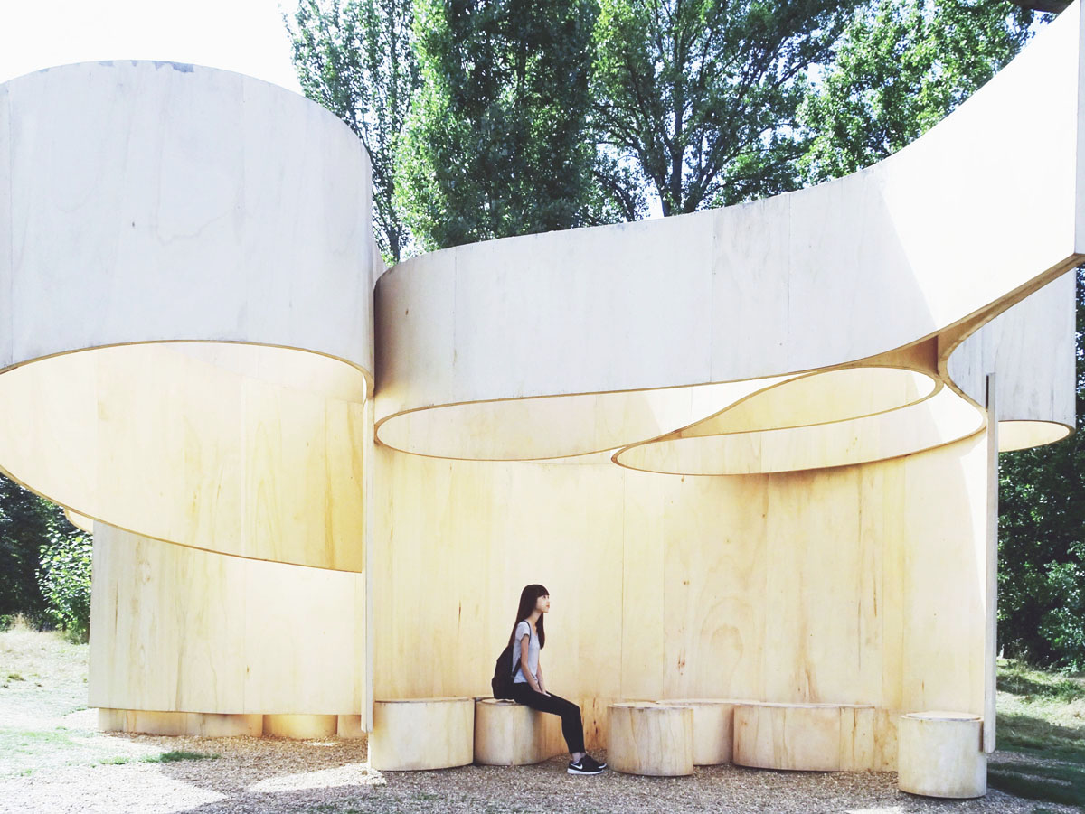 Serpentine Pavilion 2016 - Serpentine Summer Houses