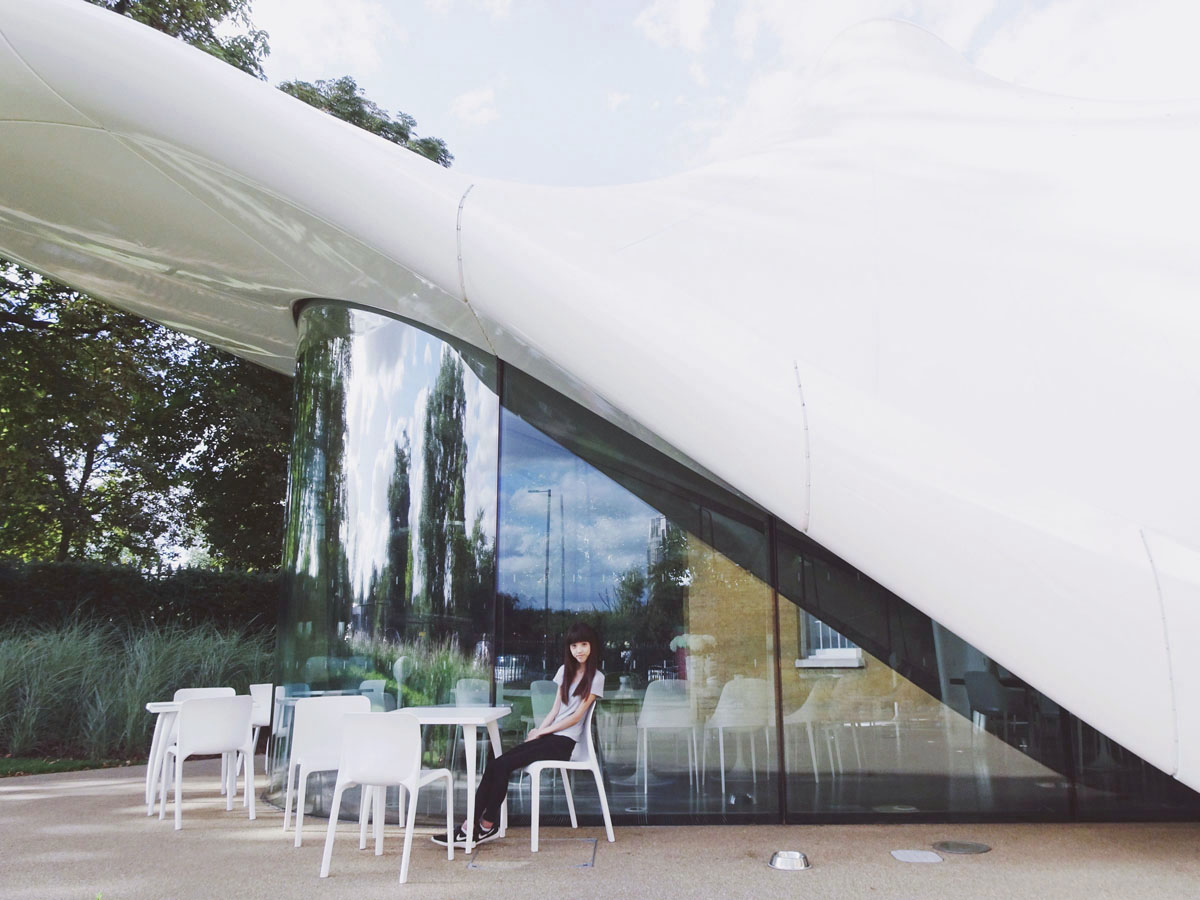 Serpentine Pavilion 2016 - The Magazine by Zaha Hadid