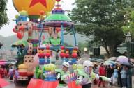 parade: buzz light year