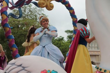 parade: cinderella