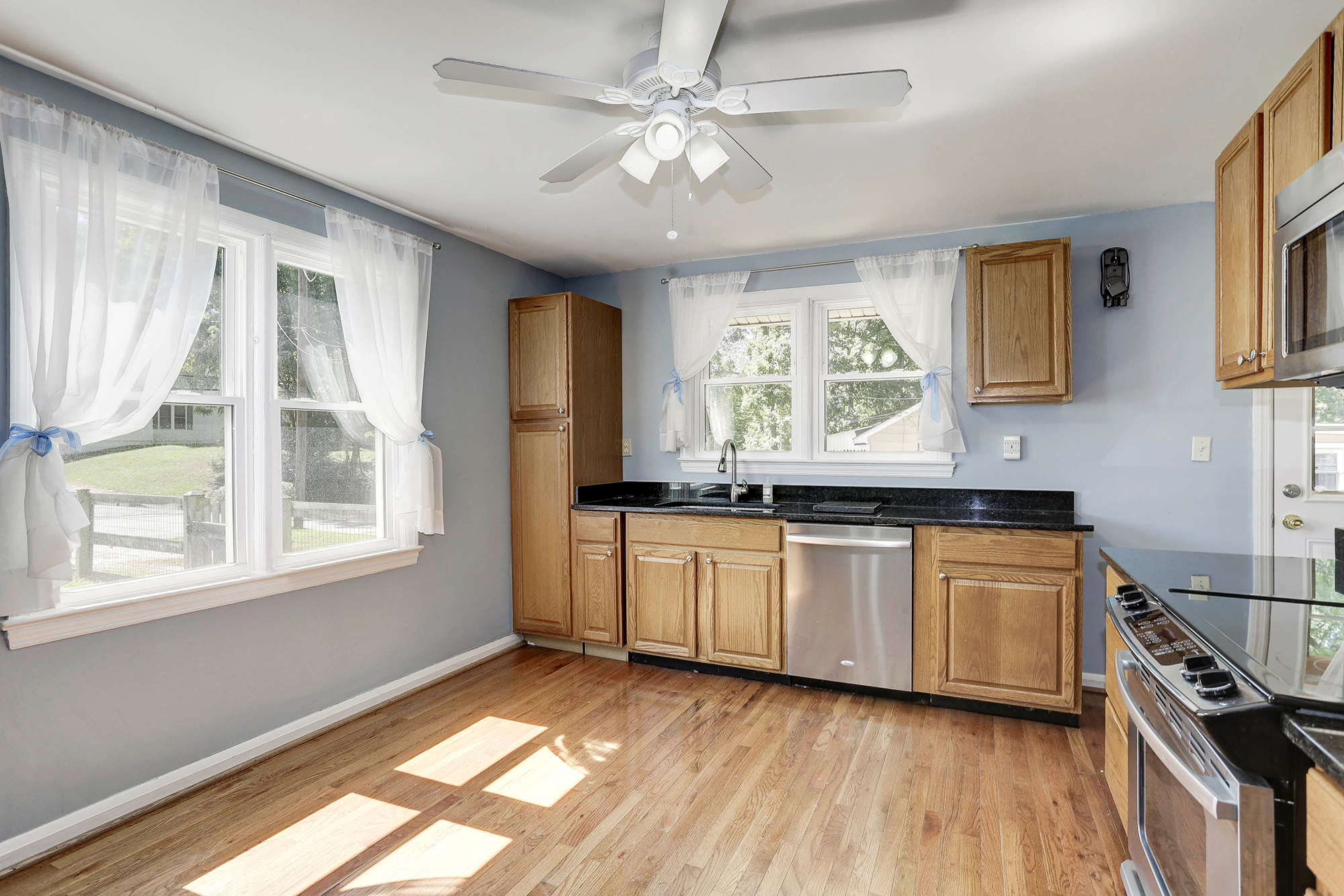 Kitchen in Columbia MD