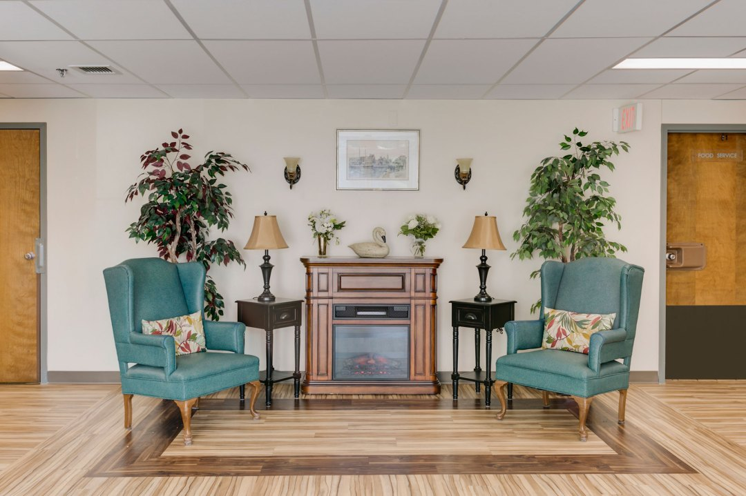 Nursing Home Lobby in Sykesville MD
