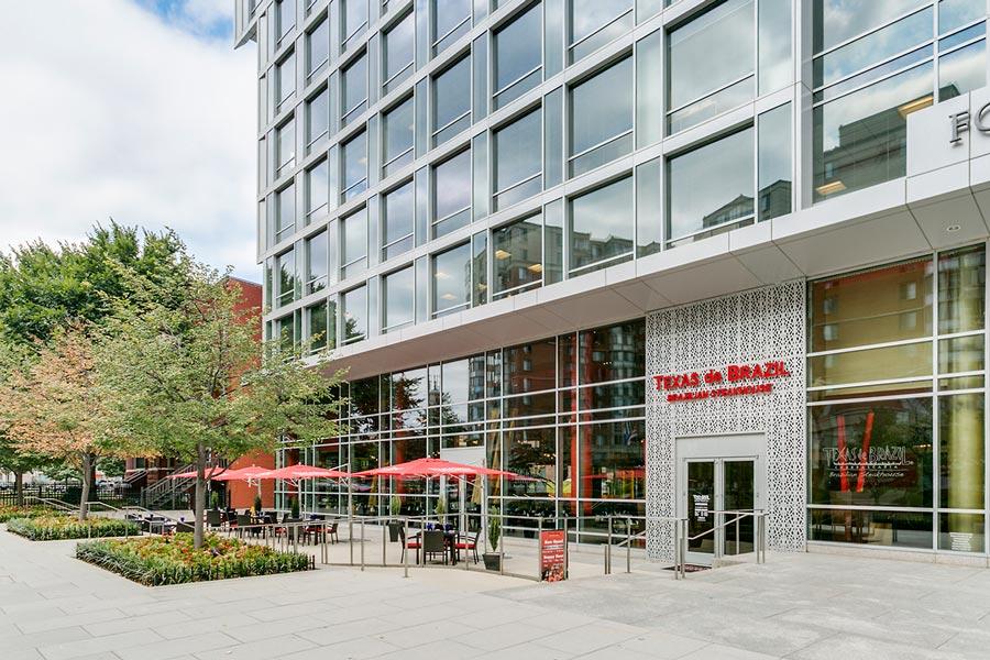 Exterior Photo of Restaurant in Washington DC