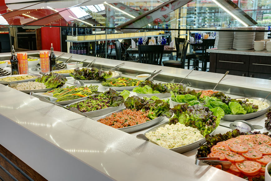Restaurant Salad Bar in Washington DC