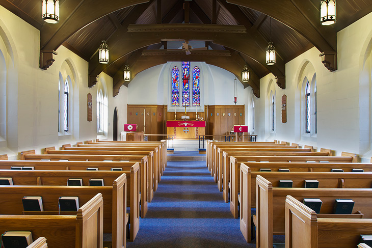 St John Lutheran Church Sanctuary Linthicum Heights MD Church Photography