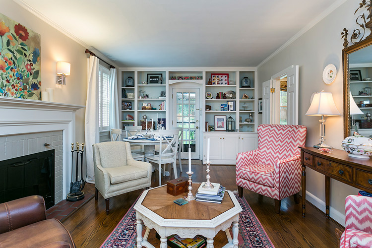 baltimore md living room photo