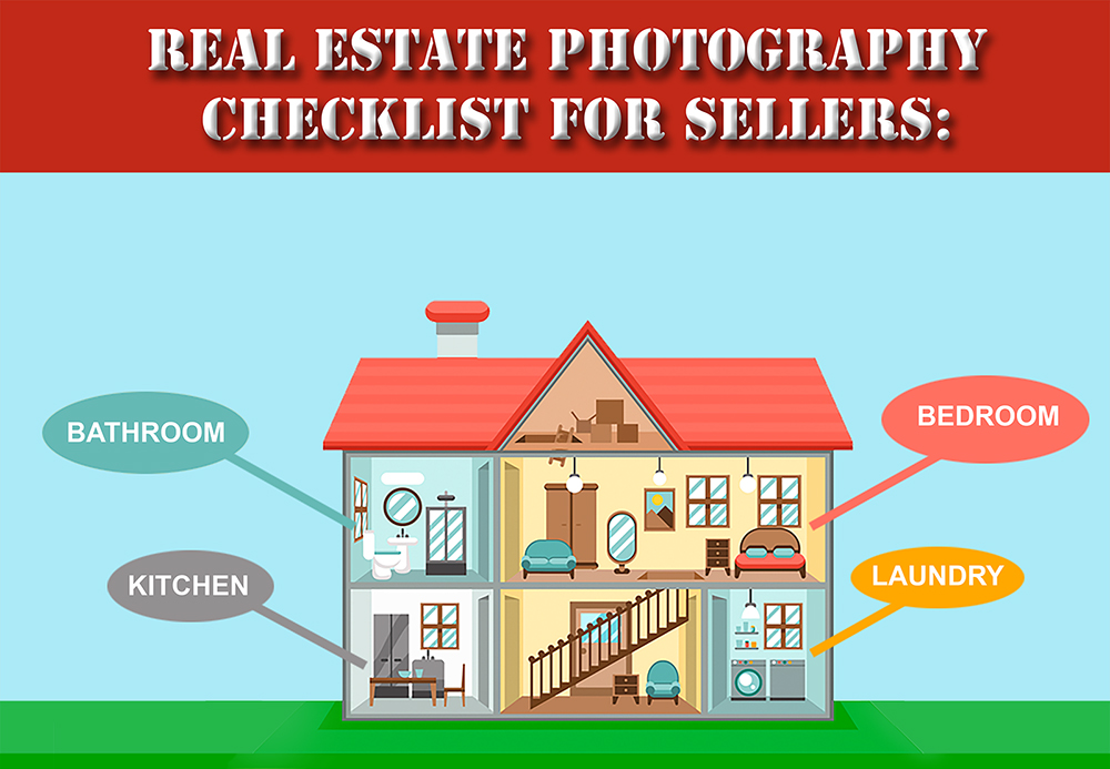 photo checklist for sellers