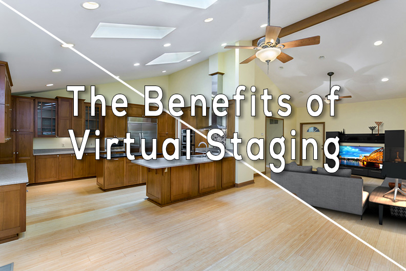 the benefits of virtual staging