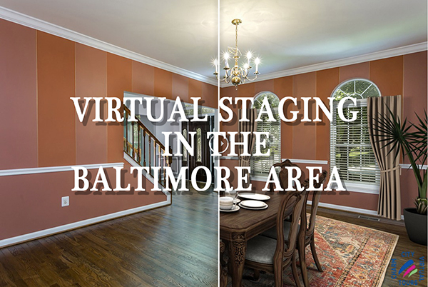 virtual staging in Baltimore