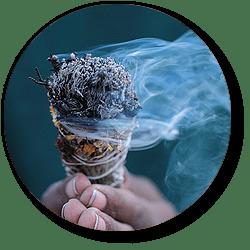 Sauge, Bâtons & Vrac • Sage, Sticks & Bulk