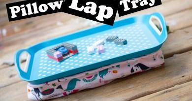 Pillow Lap Tray