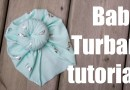 Newborn Baby Turban hat