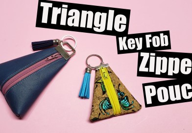 Triangle-pouch
