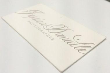Jessica's Business Card