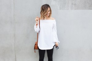 Off The Shoulder | Charmed by Camille