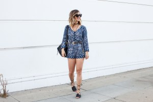 Top Rompers for Summer | Charmed by Camille