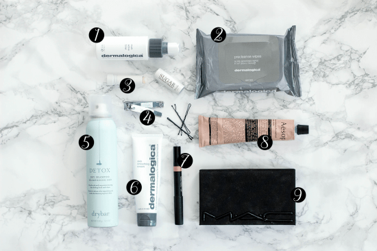Travel Essentials | Charmed by Camille