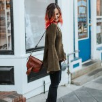 Free People Bell Sleeve Sweater | Charmed by Camille