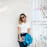 Graphic Tee | Charmed by Camille