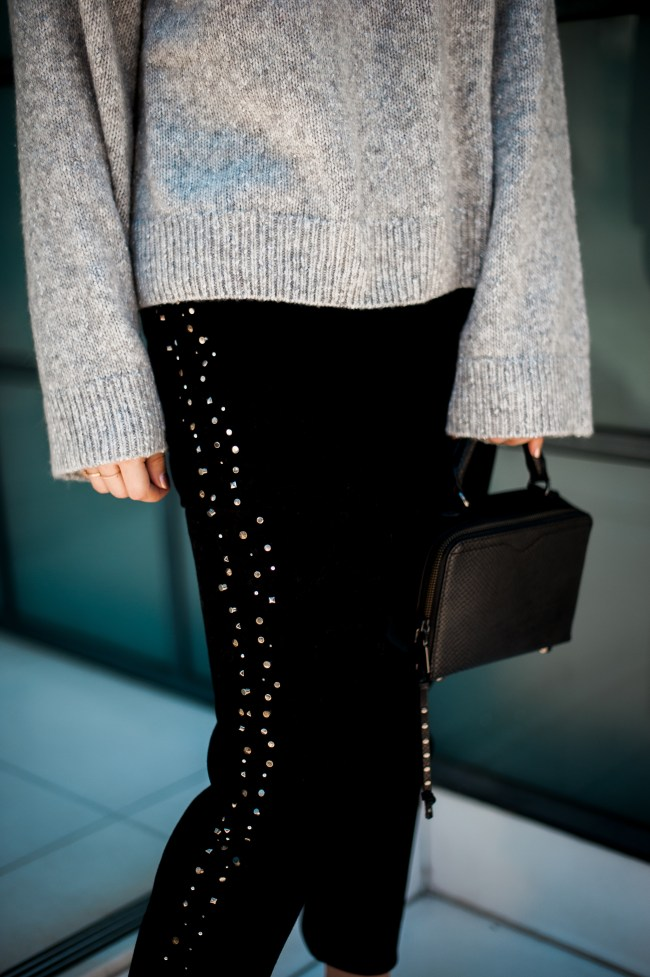 Embellished Pants | Charmed by Camille