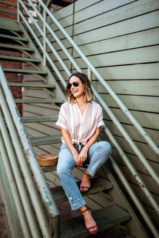 What to Look for When Buying Jeans | Charmed by Camille