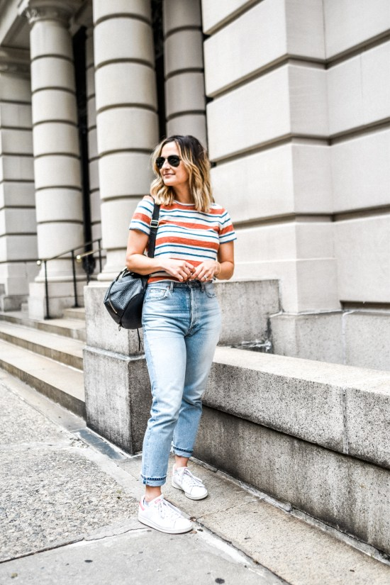 Striped Shirt | Charmed by Camille