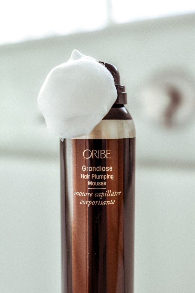 Oribe Mousse| Charmed by Camille